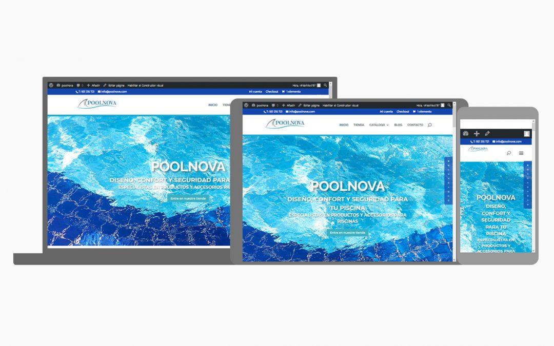 ¡Inauguramos página web!