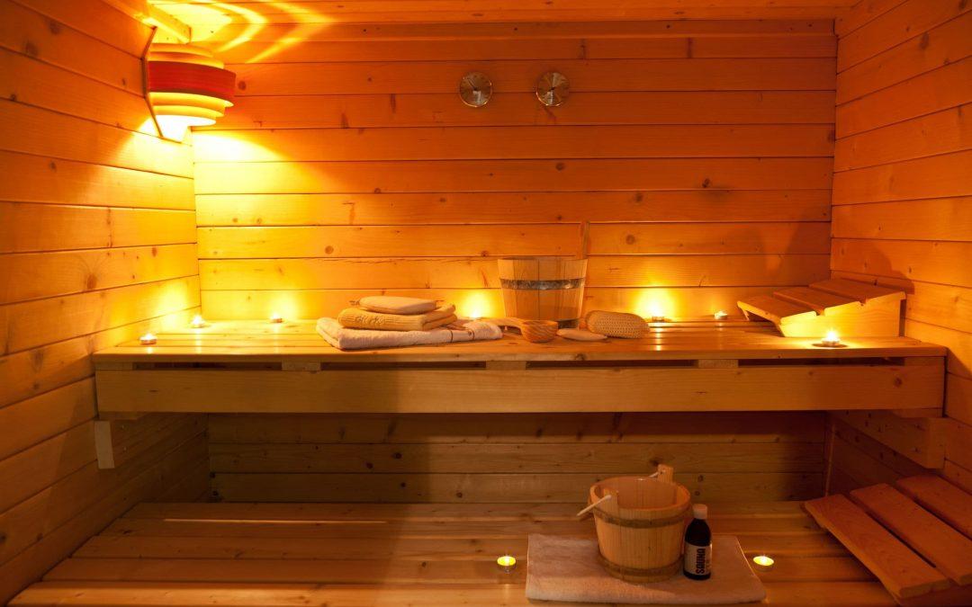 Los beneficios de tener una sauna en casa